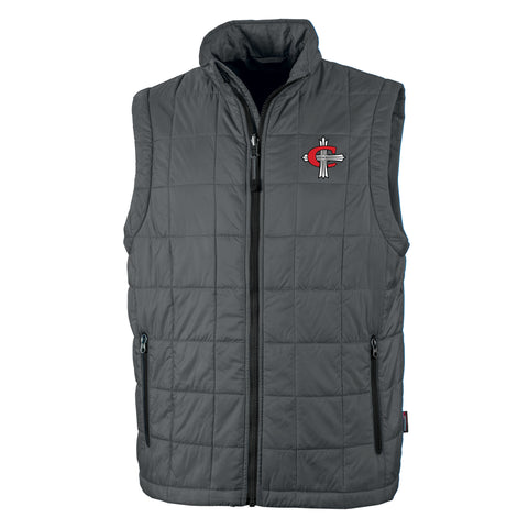Concordia Adventure Vest - Grey / Black