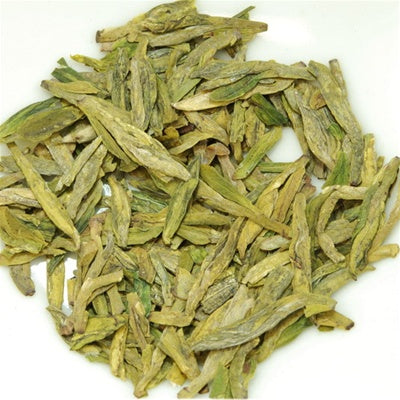 2018 Long Jing (Dragon Well) Green Tea