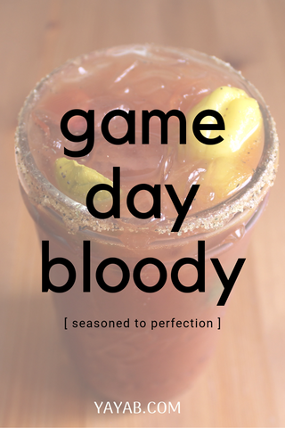 game day bloody mary