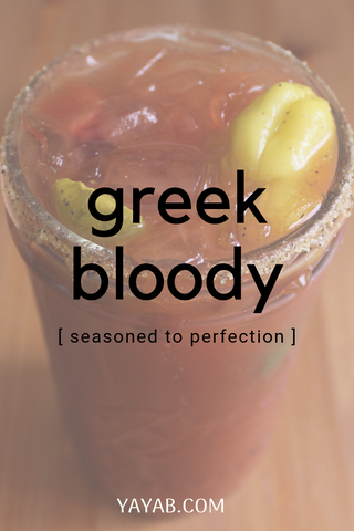 greek  bloody