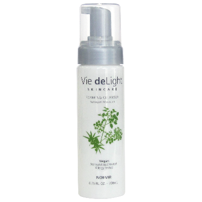 Vie deLight Foaming Cleanser
