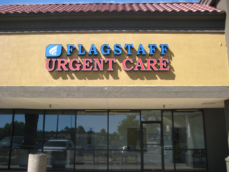 Flagstaff Urgent Care Using PhotoSpring Digital Frames in Waiting and Exam Rooms