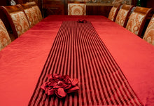 Load image into Gallery viewer, Red Tablecloth