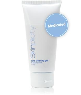 Acne Clearing Gel
