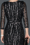 Glitter Charcoal - Dindress