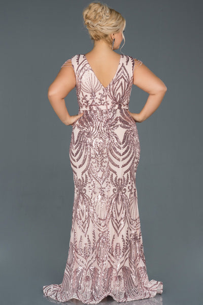 Rose Plus Size - Dindress