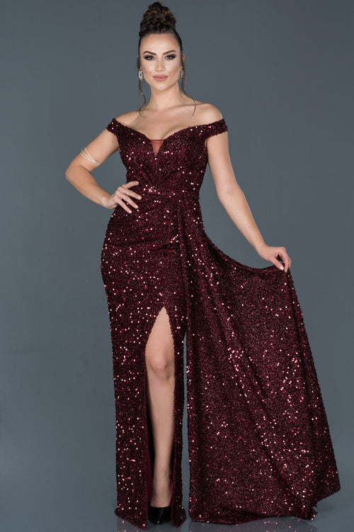Mermaid Red - Dindress