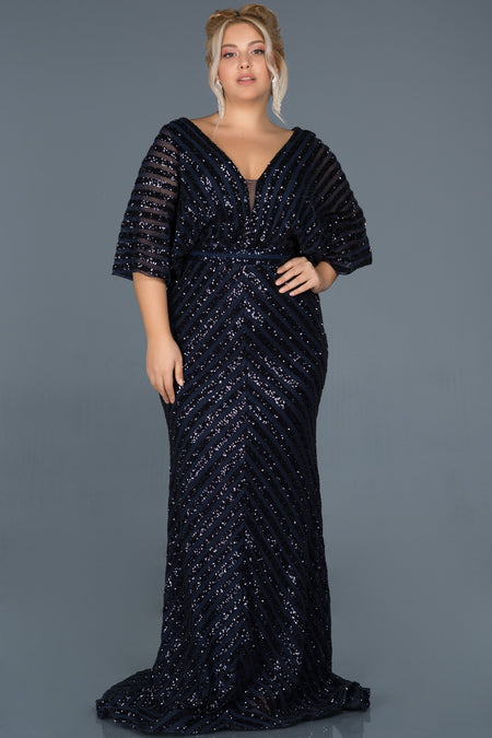 Navy Plus Size