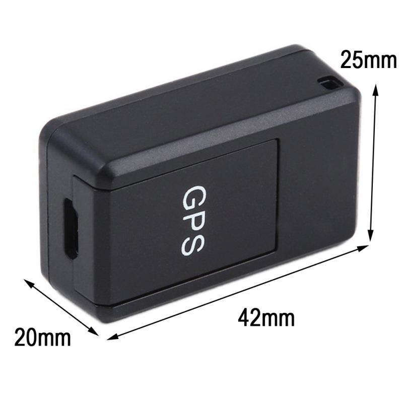 NEW Magnetic Mini GPS Real Time Tracking Locator