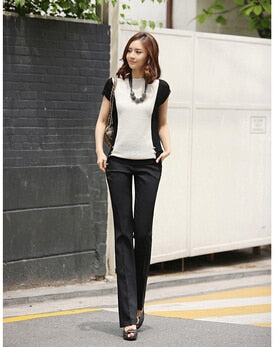 Plus Size Trousers Women Pants
