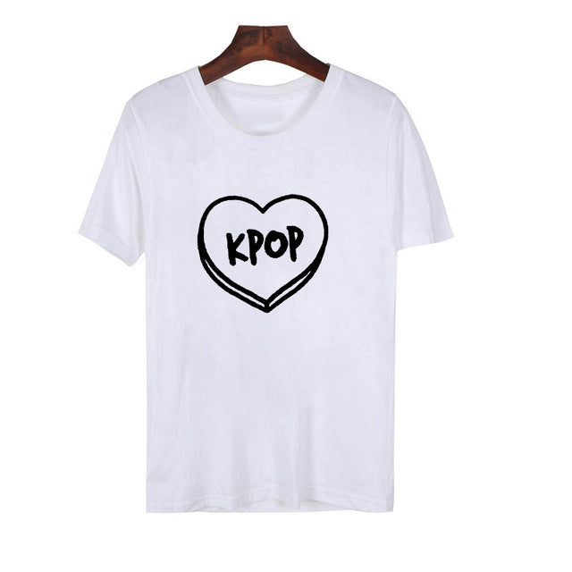 Women K-Pop T-Shirt