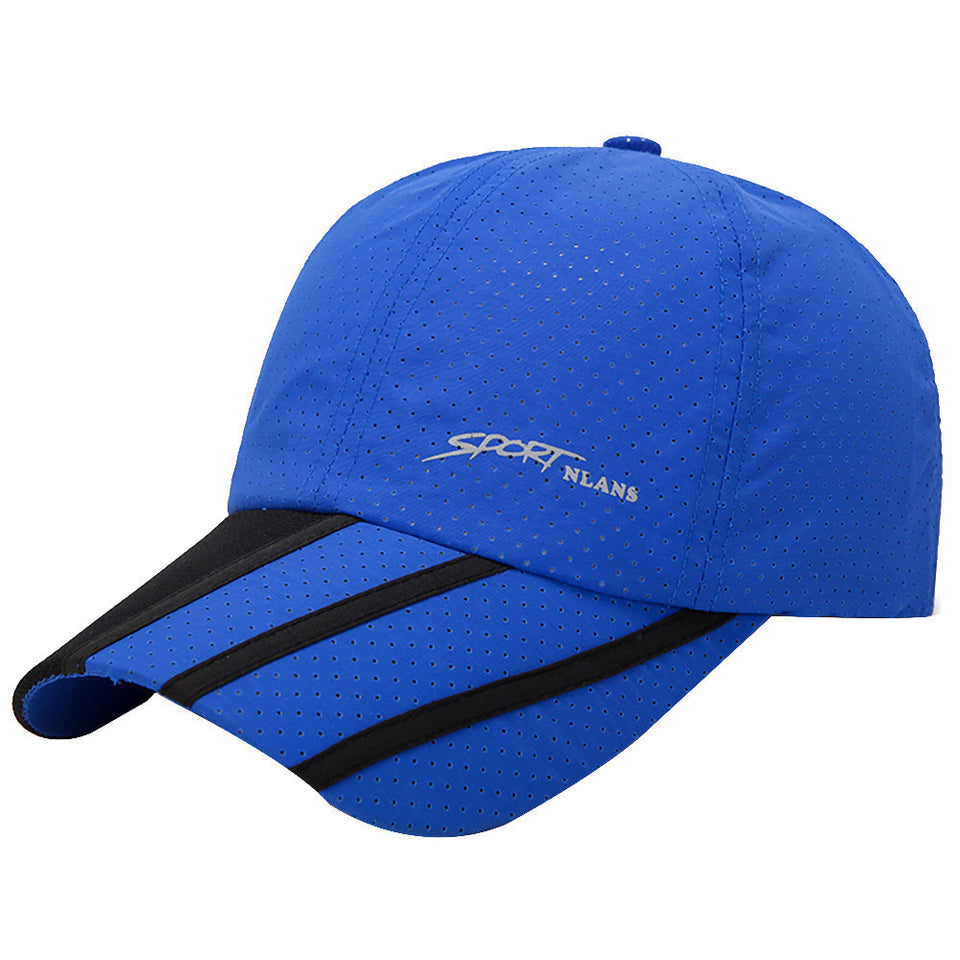 Baseball Hats For Men With Adjustable Strap. The perfect Golf Casquette for Choice Weather Outwear.