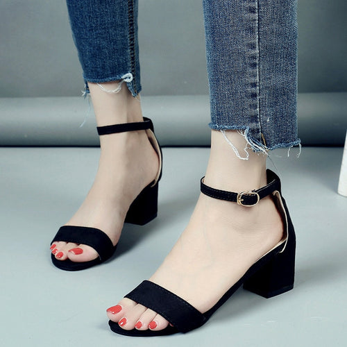 Women Shoes Korean Style Gladiator Shoes