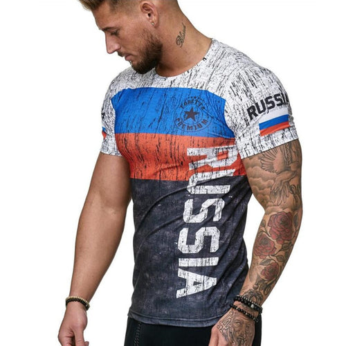 Summer New Slim Fit T Shirt