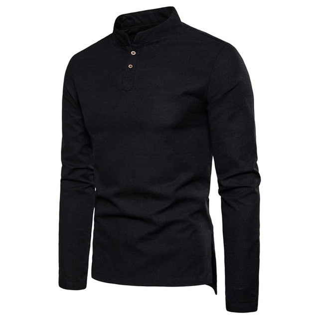 Business men solid color Smart Shirt