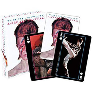 David Bowie - Ziggy Stardust - Collectible Playing Cards