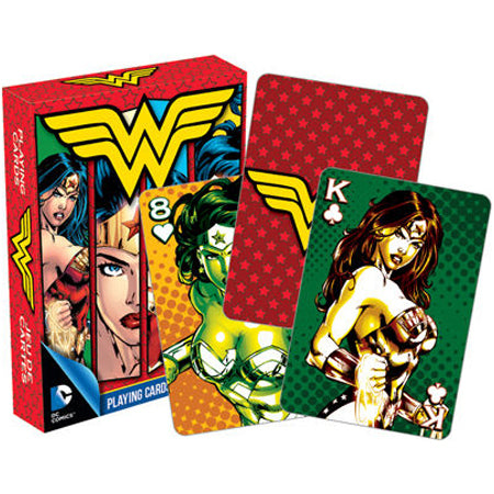 CARD GAMES Wonder Woman Playing Cards