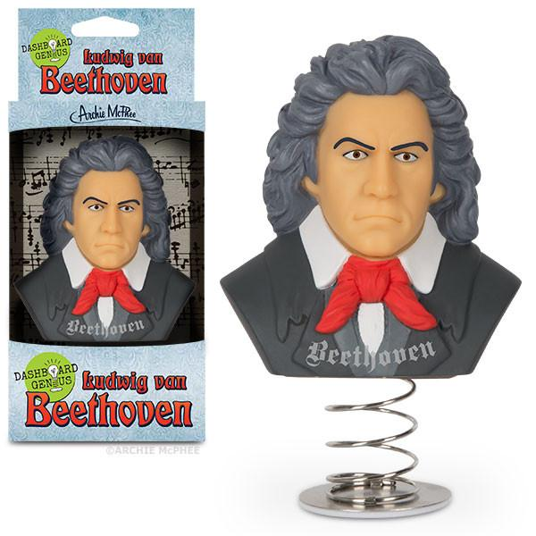NOVELTY DASHBOARD LUDWIG BEETHOVEN