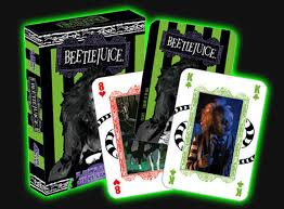 Beetlejuice - Collectible Playing Cards