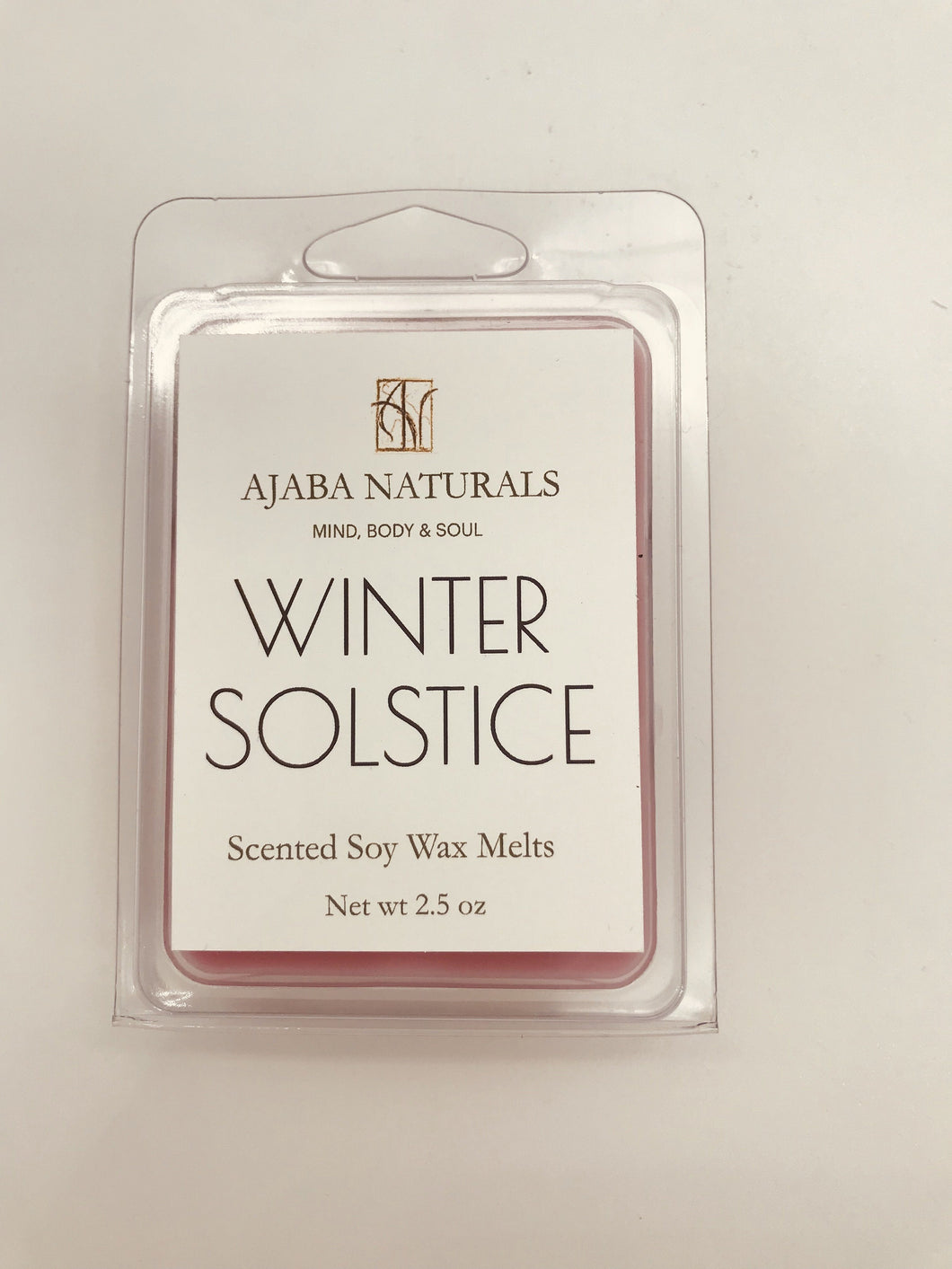 Winter Solstice Handcrafted Soy Wax Melts Soy Wax Melts AJABA NATURALS™