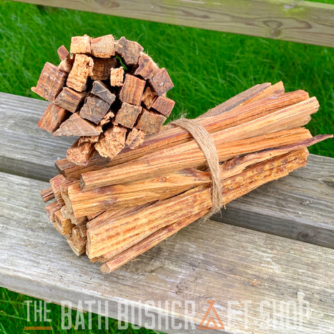1KG Natural Fatwood Tinder Sticks