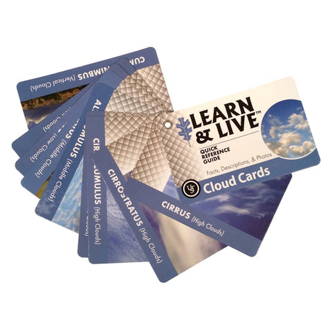 UST Learn & Live Quick Reference Cards