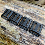 20mm Replacement 4 Way Rucksack Strap Slider