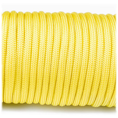 550 USA Made Paracord - Yellow