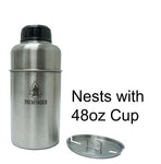 Pathfinder 64oz Stainless Steel Bottle
