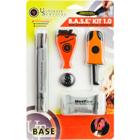 UST B.A.S.E Kit 1.0 Emergency Survival Kit