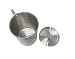 Pathfinder Stainless Steel 48oz Nesting Cup & Lid Set