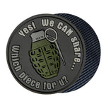 Helikon Tex We Can Share Grenade Patch