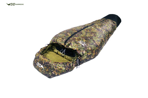 DD Jura 2 XL Sleeping Bag - MultiCam