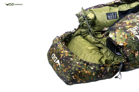 DD Jura 2 Regular Sleeping Bag - MultiCam