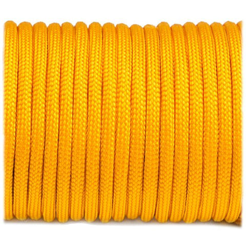 550 Paracord - Golden Rod