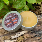 Micro 100% Natural Beeswax Survival Candle