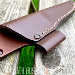 Mora Companion Leather Dangler Sheath