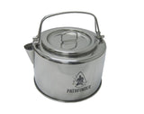 Pathfinder 1.2L Stainless Steel Camp Kettle
