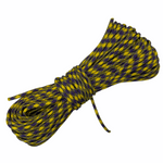 550 Paracord USA Made - Purple & Yellow Camo - 100ft