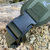 Remington Olive Canvas 12/20 Gauge Shotgun Cartridge Belt