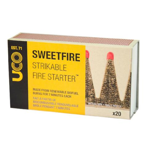 UCO SweetFire Strikeable Fire Starter & Tinder