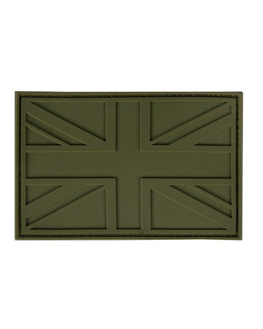 Union Jack PVC Tactical Patch
