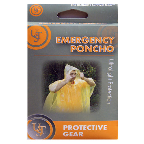 UST Emergency Waterproof Poncho
