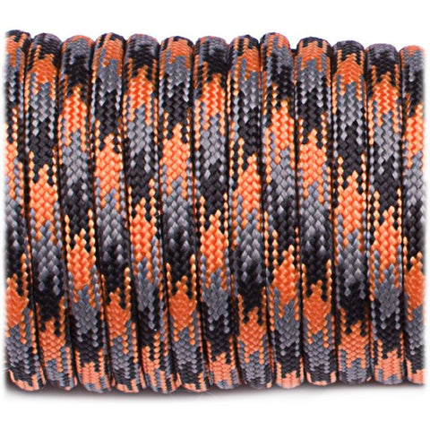 550 Paracord - Blaze Orange