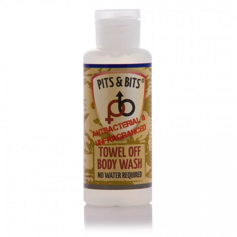 Pits & Bits Anti Bacterial Body Wash