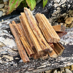 100g Silver Natural Fatwood Tinder