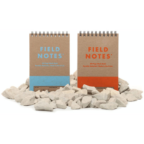 Field Notes - Heavy Duty Notebook 2 Pack -Ruled