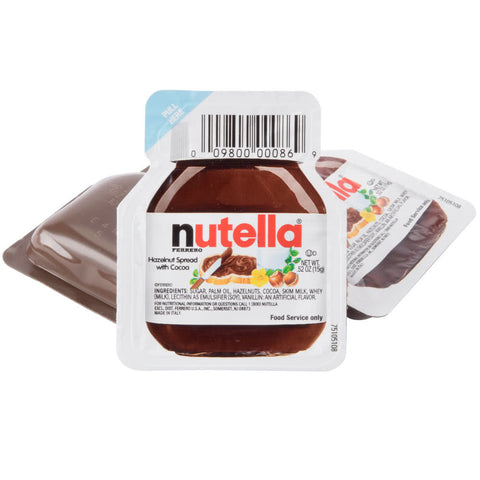 Nutella 15G Chocolate Spread Portion