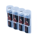 Powerpax 18650 4 Pack Battery Holder