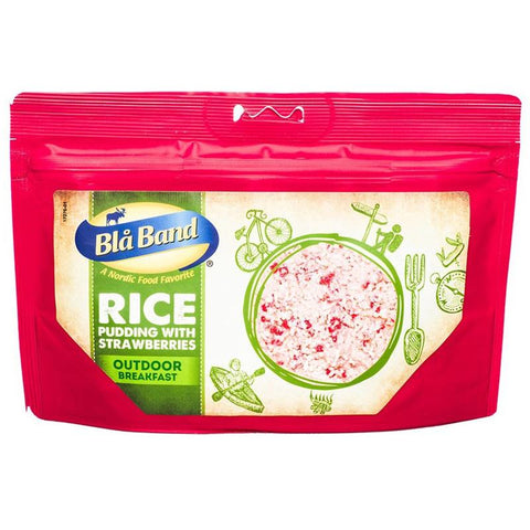 Bla Band - Rice Pudding & Strawberries